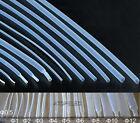 0.2M Sample PTFE F4 1.7:1 Heat Shrink Tube Pipe 600V High-Temperature 0.5-1.5mm