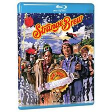 Strange Brew (1983) BD Blu-ray by Mel Blanc  Rated: PG / Format: Blu-ray  NEW!