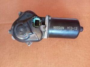 2005 Nissan Maxima SL Windshield Wiper Motor OEM MT3-12