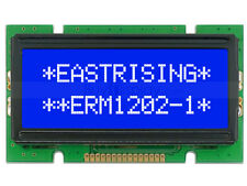 5V 12x2 Blue LCD Module Character Display w/Tutorial,HD44780,White Backlight