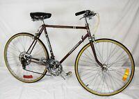 GREAT CONDITION! Vintage Juventus Italian Brown Bike! 10 speed! Tour De France