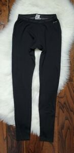 The North Face Womens Black Flash Dry Base Layer Pants  Size Medium