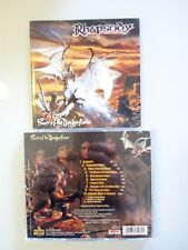 RHAPSODY - POWER OF DRAGONFLAME  - CD