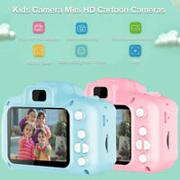 Mini Kids Digital Camera HD 12MP Screen Digital Cameras 1080P Camcorder Kid Gift