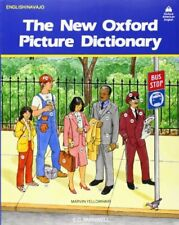 The New Oxford Picture Dictionary: English-Navajo Editon (The New Oxford Pict…