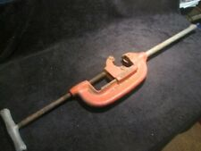 "Ridgid 4-S Heavy Duty 2"" to 4"" Pipe Cutter"
