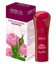 ROSE OIL OF BULGARIA EXTRA BALANCING HAIR SHAMPOO WITH BULGARIAN ROSE OIL