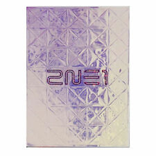 2NE1 [TO ANYONE] 1st Album CD+Photobook K-POP SEALED