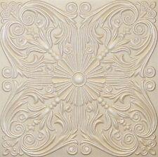 Decorative Ceiling Tiles  20x20 R39 Metallic Champagne PAINTED SUPER SALE!!