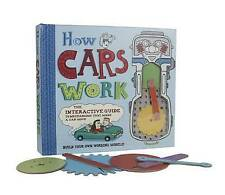 NEW How Cars Work: The Interactive Guide to Mechanisms that Make a Car Move