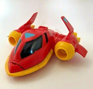 Hasbro Playskool Marvel Super Hero Squad Rescue Jet Iron Man 2010