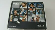 Nokia N91 - 8GB - Black (Unlocked) Smartphone Rare Boxed