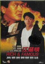 Rich & Famous DVD Chow Yun Fat Andy Lau Carina Lau Alan Tam NEW R0 Eng Sub