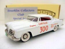 Artículos de automodelismo y aeromodelismo Brooklin Chrysler escala 1:43