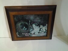 Professional Frame Oil Painting Art