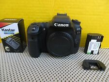 Canon EOS 80D Digital SLR 24.2mp * Body Only * with ONLY 17K Count * L@@K