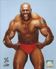 EZEKIEL JACKSON WWE WRESTLING 8 X 10 LICENSED PHOTO NEW # 826