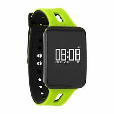 X-WATCH KETO Apple Green Android & iOS Smartwatch Blutsauerstoffmessung!