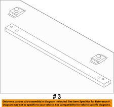 FORD OEM 15-16 F-150 Radiator Core Support-Lower Tie Bar Bracket FL3Z16139A