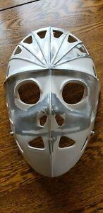 vintage mylec hockey goalie mask