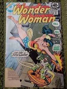 WONDER WOMAN #255 1st Bushmaster 1979 Mental Murderer DC Whitman VARIANT TORN /