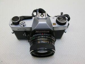 MAMIYA NC 1000s + MAMIYA-SEKOR CS 50 mm f 1:1.7 (LEGGERE LA DESCRIZIONE)