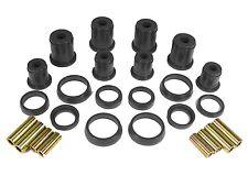 Prothane Front or Rear Control Arm Bushing Kit FOR 97-06 Jeep Wrangler TJ BLACK