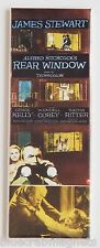 Rear Window FRIDGE MAGNET (1.5 x 4.5 inches) insert movie poster hitchcock