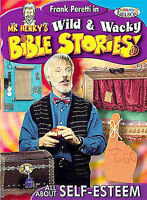 Mr. Henrys Wild and Wacky Bible Stories - All About Self-Esteem (DVD, 2004)