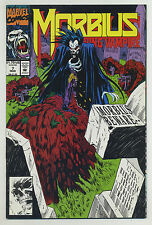 Morbius the Living Vampire #7 1993 Len Kaminski Ron Wagner Marvel