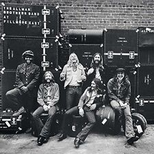 Allman Brothers Band ( Live) At Fillmore East 1971 Original Release 2 LP VG Cond