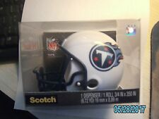 Tennessee Titans Helmet Scotch Tape Dispencer - w/Roll of Tape - Unopened *NEW*