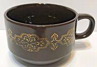 California Pantry Extra Large Chocolate Brown Coffee Tea Cocoa Soup Mug Cup
