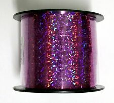 "3/16"" Curling Ribbon Holographic Metallic Colors 100 Feet - Pick Your Color"