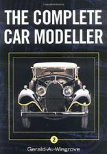 Complete Car Modeller by Gerald A. Wingrove, NEW Book, FREE & FAST Delivery, (Pa