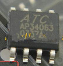 1 pcs New 34063 AP34063 DIP8  ic chip