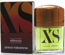 Paco Rabanne XS  extreme pour Homme 50 ml EDT Spray