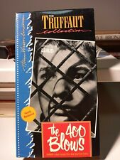 The 400 Blows 1959 Vhs Truffaut restored French New Wave / Very good + condition