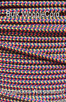 Wood Badge Four Color Cord for Woggles and Monkey Fists