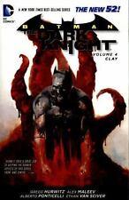 Batman - The Dark Knight Vol. 4: Clay [The New 52]