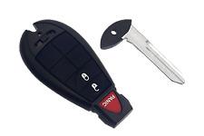 3T Schlüssel Rohling Fernbedienung DODGE CHRYSLER JEEP RAM Transponder Gehäuse