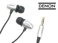 Denon AH-C700 In-Ear Headphones Earphones for Apple iPhone Android Samsung MP3