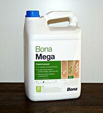 BONA Mega 5L matt, halbmatt- silkmatt, extra matt, glänzend - gloss Parkettlack