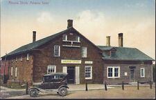 AMANA STORE AMANA IOWA circa 1910 Postcard