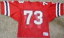 Coronado Dons  Vintage Champion High School Football Jersey #73 - Large Red AZ