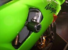 R&g Racing Crash protectores para caber Kawasaki Zx6r 2005-2006 C1H-C2H