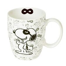 Peanuts Mug Snoopy Superhero Masked Marvel 12 Ounces Department 56