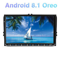 "9"" Android 8.1 Autoradio 2DIN GPS Navi DAB BT USB WiFi Für VW Passat Golf 5 Polo"