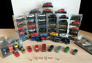 1/72 Cararama toy car,car Welly,lot of toy cars,racing car model,car collection.