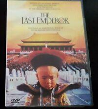 The Last Emperor-Dvd, Widescreen-Bernardo Bertolucci - Brand New, Factory Sealed